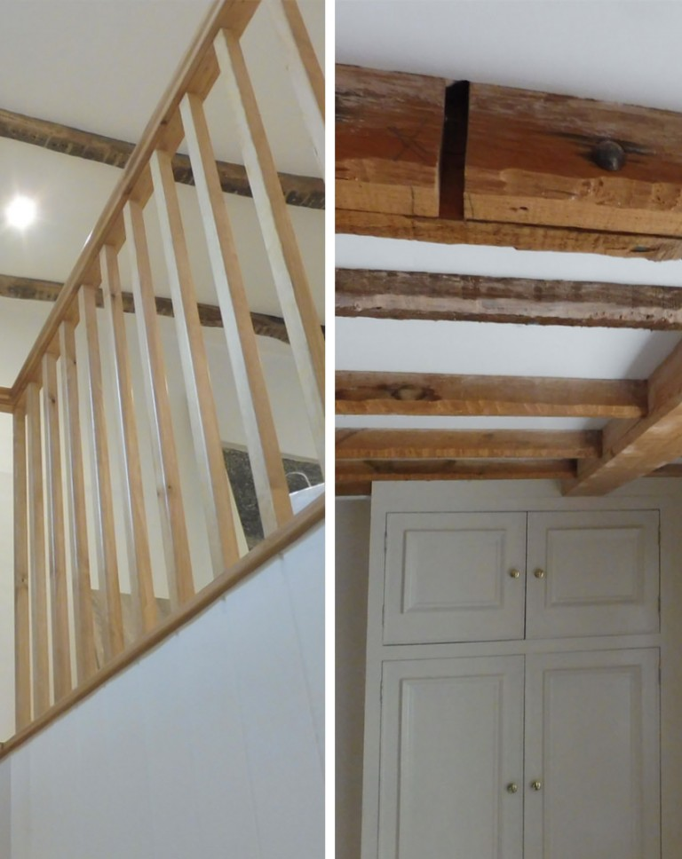 5 barn conversion venue space timber detailing