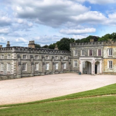 Port Eliot grade I listed house conservation thumbnail