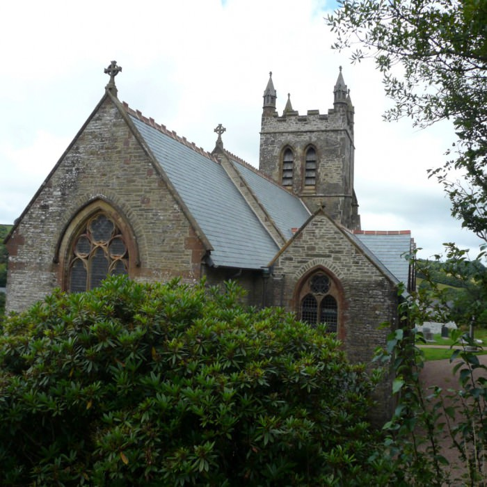 Christ Church, Parracombe