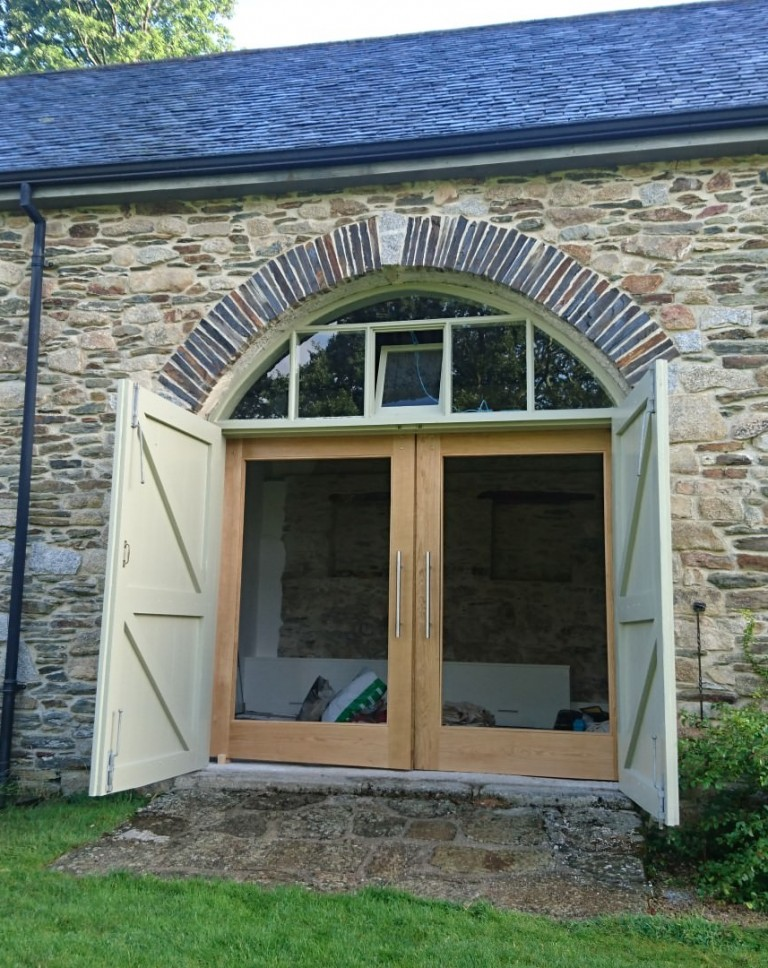 2 barn conversion venue space doors Large