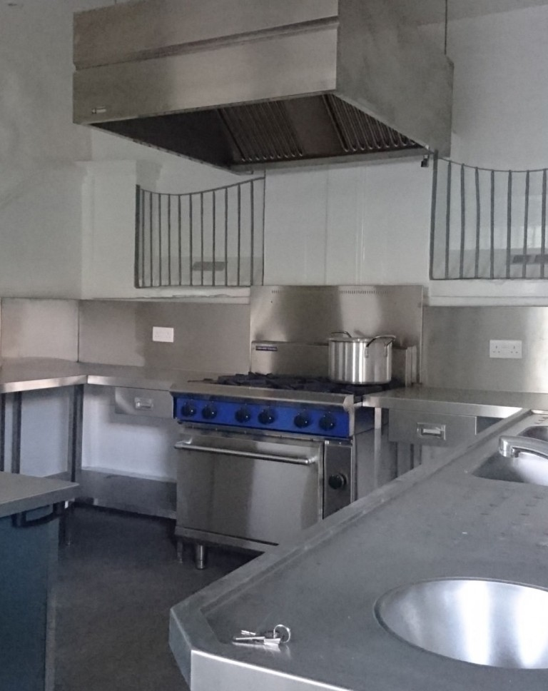 4 barn conversion venue space commercial kitchen Custom