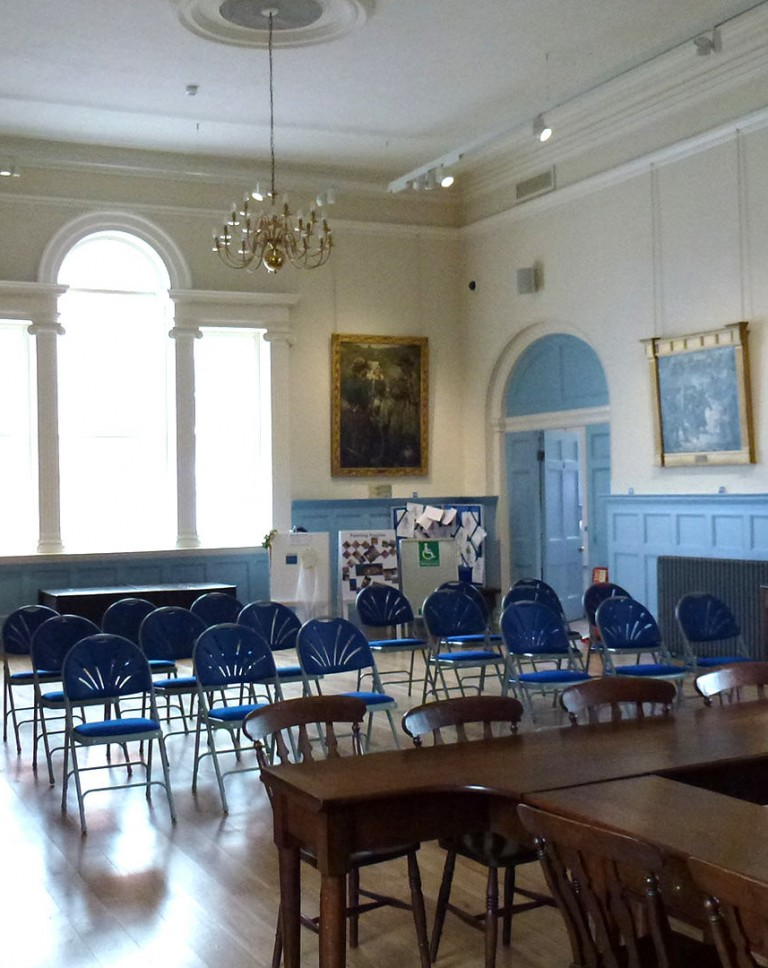 Jonathan Rhind Bridport Town Hall Community 2